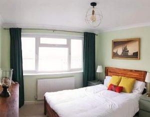dormitorio real