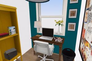 despacho pequeño