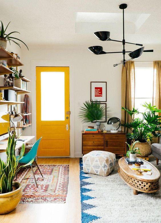 espacio decorado