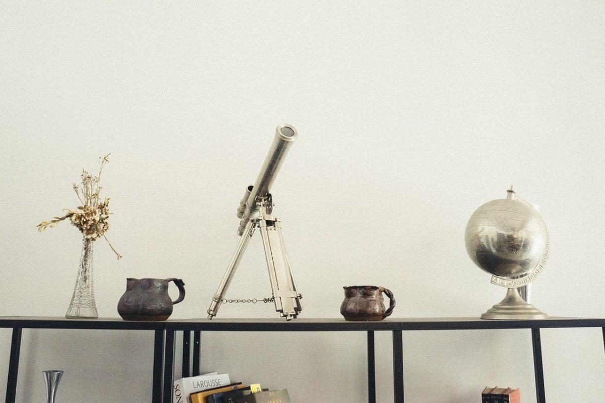 objetos para decorar