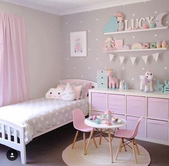 Ideas para decorar las paredes de los dormitorios infantiles - Decorar dormitorios infantiles ...