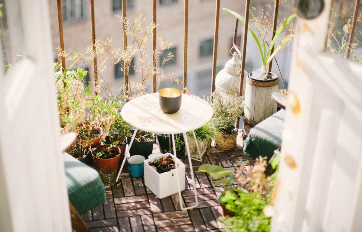 Las mejores ideas para tu balcón