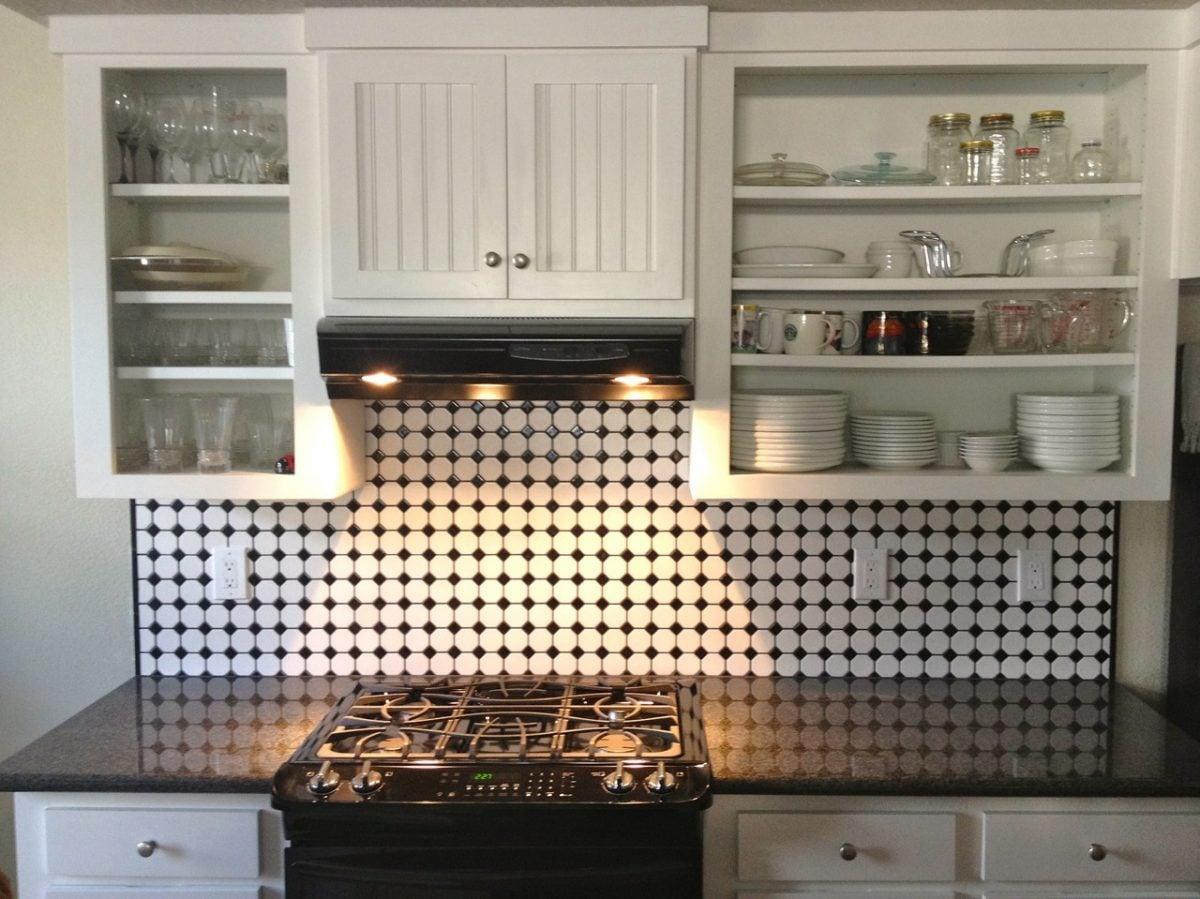 Cómo decorar tu cocina con azulejos