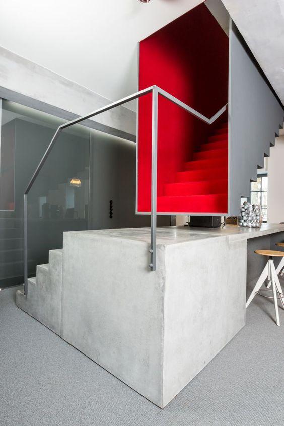escalera modernas