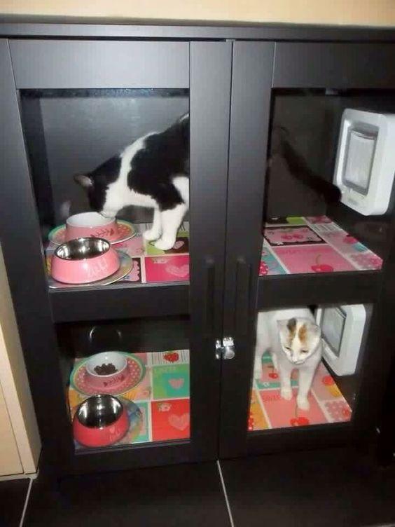 armario para mascotas