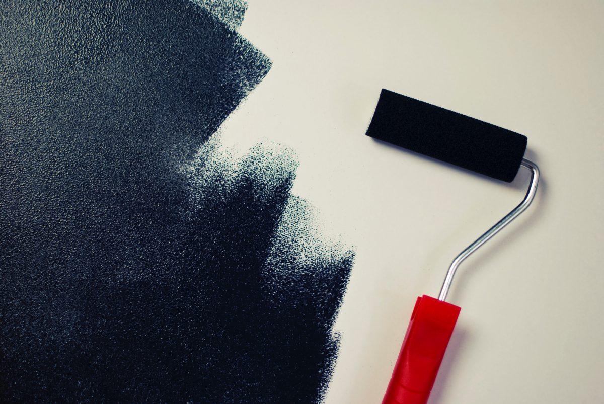 Ideas DIY para pintar las paredes de tu casa de una forma original