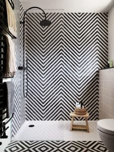 duchas de diseño